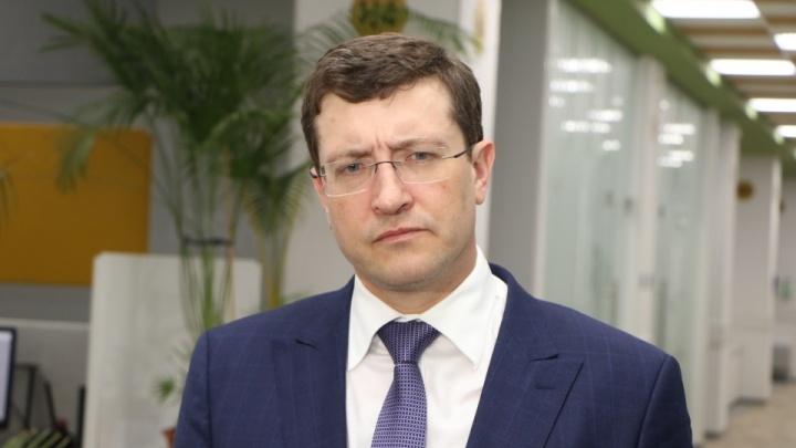 Глеб Никитин прокомментировал всплеск новых зараженных коронавирусом в области