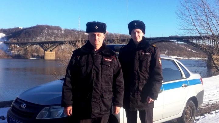 В Нижнем Новгороде росгвардейцы нашли пропавшего 6-летнего ребенка