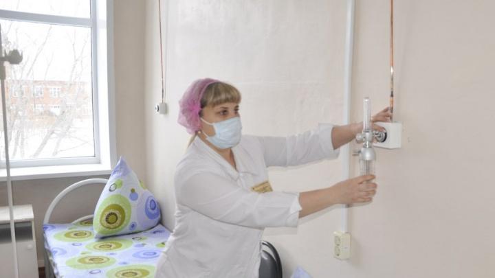 В акушерском отделении любинской райбольницы будут лечить коронавирус