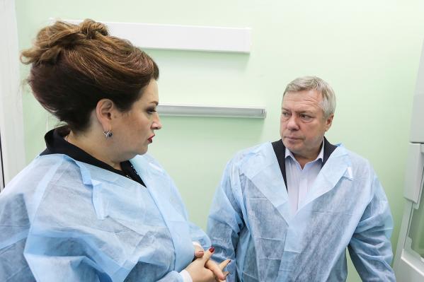 В регионе готовят к открытию отдельную инфекционную больницу