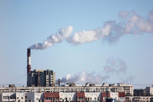 Состав воздуха изучили в трёх городах региона