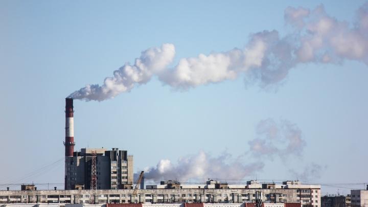 Воздух в Кузбассе за год стал грязнее