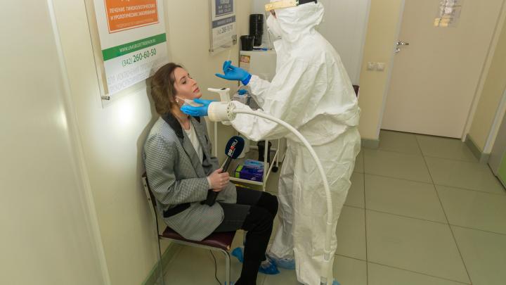 Каждый четвертый житель Прикамья сдал тест на коронавирус
