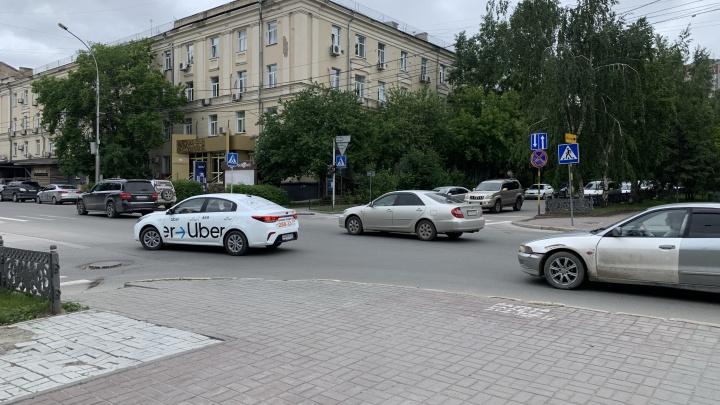 Коварный проспект в Новосибирске, где водители забывают уступать дорогу и бьются
