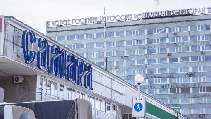 В Самаре у набережной рядом с речным вокзалом хотят построить 15-этажные дома