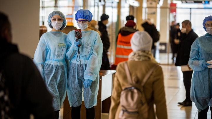 В Нижегородской области выявили двенадцатый случай заражения коронавирусом