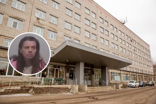 Светлану Белоусову объявили в розыск