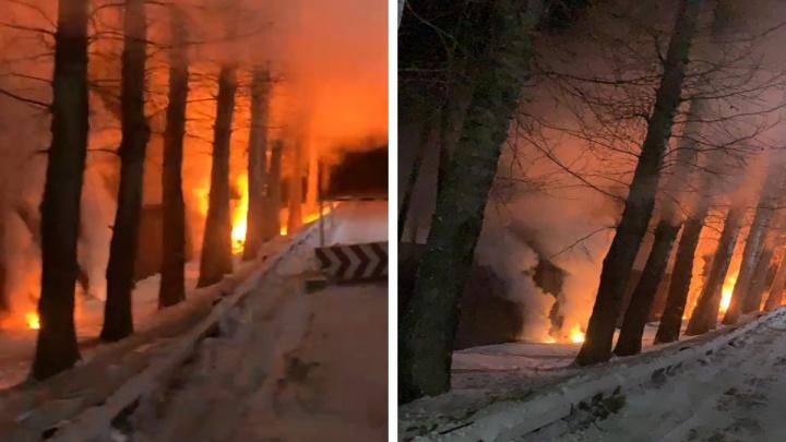 «Снова сидим без тепла и света!»: несколько поселков под Екатеринбургом вновь замерзают без электричества