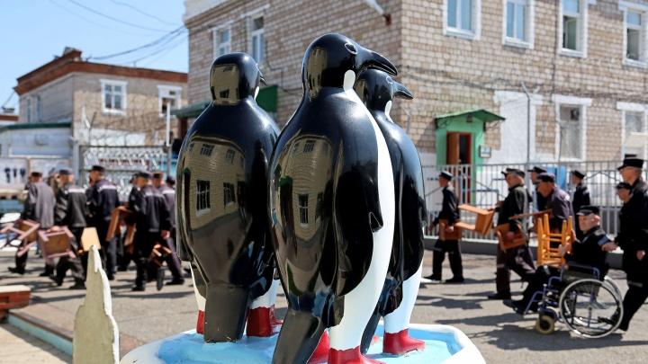 Заключенные колонии в Уфе устроили беспорядки