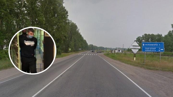 Организатора похищения задержали в Красноярске