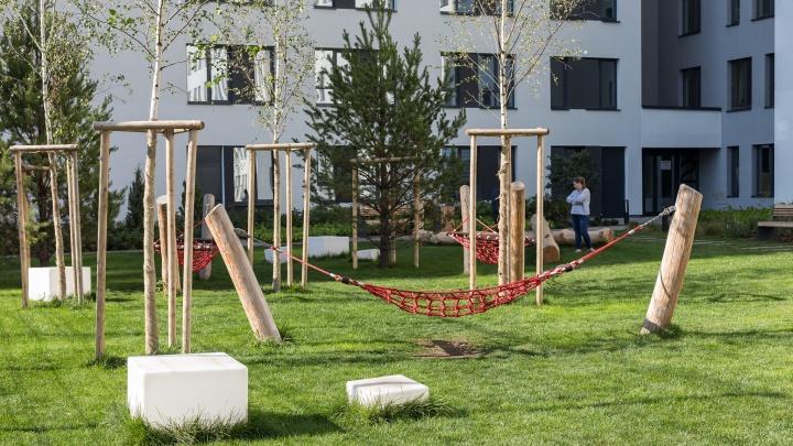 Жить в небольших домах в центре города: новый квартал с урбан-виллами строят в Новосибирске