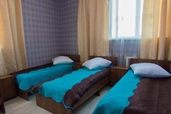 Сотрудников гостиницы и гостей 11 апреля поместили в обсерватор «Градостроитель» на изоляцию