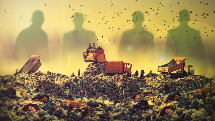 Мусорные короли Новосибирска. Кто зарабатывает миллионы на вывозе отходов из наших домов