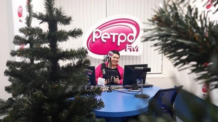 Пермяки смогут выиграть большую искусственную елку от «Ретро FM»