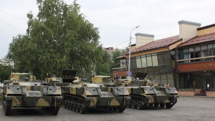 Как в центре танки грохотали: какие боевые машины мы увидим на параде Победы