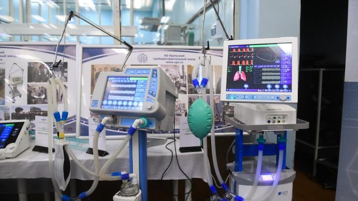 Ещё 3 пациента с коронавирусом в Новосибирске переведены на ИВЛ