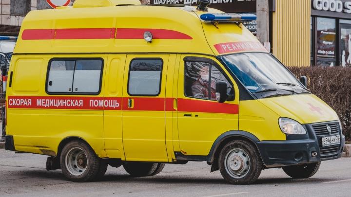 24-летний новосибирец пытался покончить с собой в квартире на Дмитрия Донского