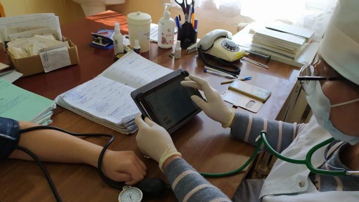 Фельдшер с планшетом: «Ростелеком» запустил систему «Мобильный доктор» в Волгодонском районе