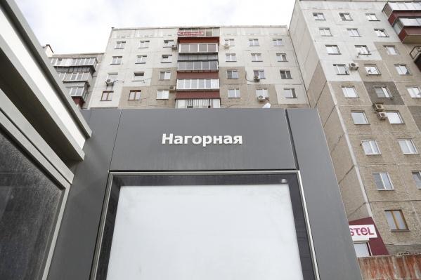 Остановку по направлению движения в сторону улицы Труда закрыли в конце марта