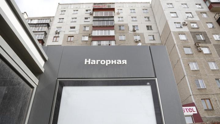 Пенсионерка пожаловалась на отсутствие в центре Челябинска остановки, закрытой из-за развязки