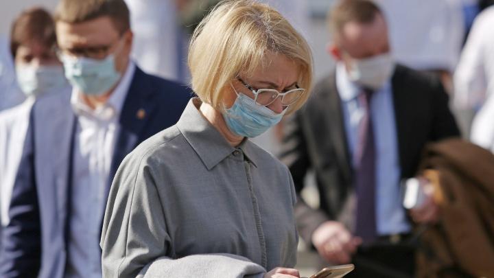 Зам Текслера признала проблемы в работе Роспотребнадзора с заболевшими ковидом и контактными с ними