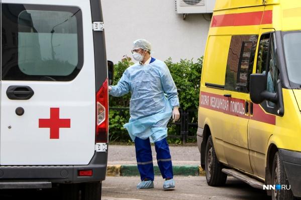 С начала пандемии в Поморье выявили уже 11 081 факт заражения COVID-19