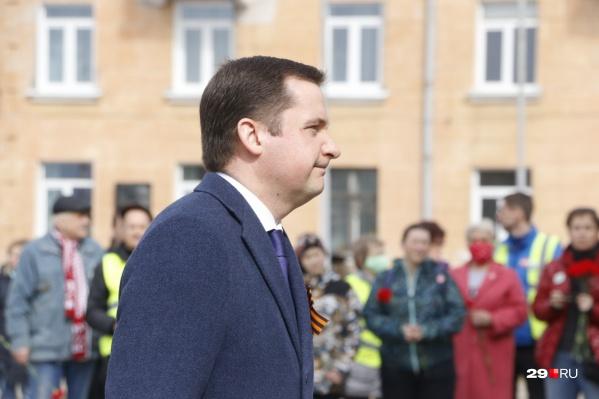 Александр Цыбульский сегодня будет общаться со своим коллегой из НАО — врио губернатора Юрием Бездудным