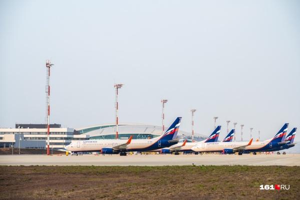 Предприниматели связывают убытки с закрытием рейсов