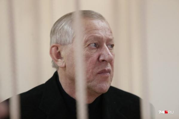 Евгений Тефтелев провёл за решёткой почти три с половиной месяца