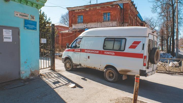 Рекорд с начала пандемии: в Пермском крае выявили 115 новых случаев заражения коронавирусной инфекцией