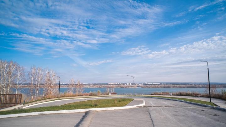 На ОбьГЭСе построили дом, рядом большой пляж и отличный парк — квартиры от 1,6 млн рублей