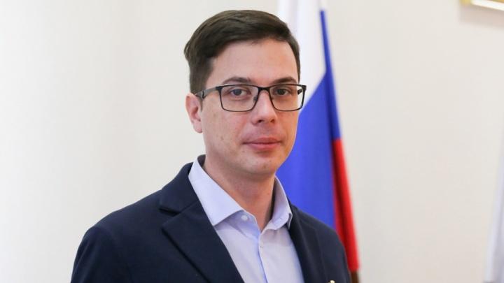 Юрий Шалабаев стал претендентом на пост мэра Нижнего Новгорода