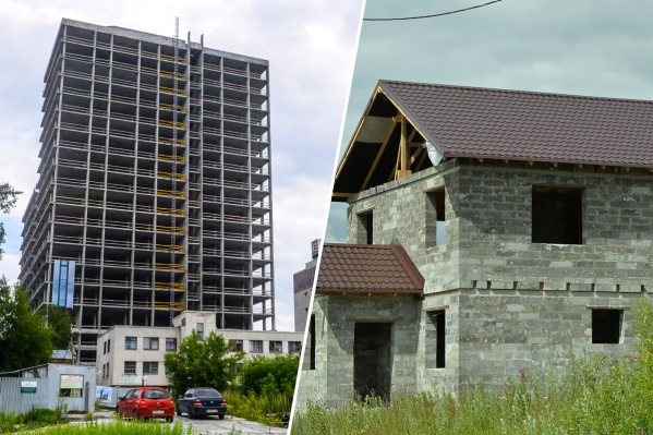 Из-за одного документа все стройки в Екатеринбурге могут остановиться