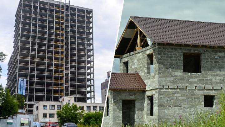 «Случится трагедия»: из-за одного документа в Екатеринбурге могут остановиться стройки
