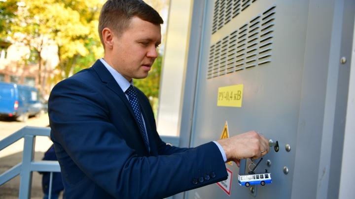 Больше никаких сбоев: в Ярославле завершили строительство модульной подстанции