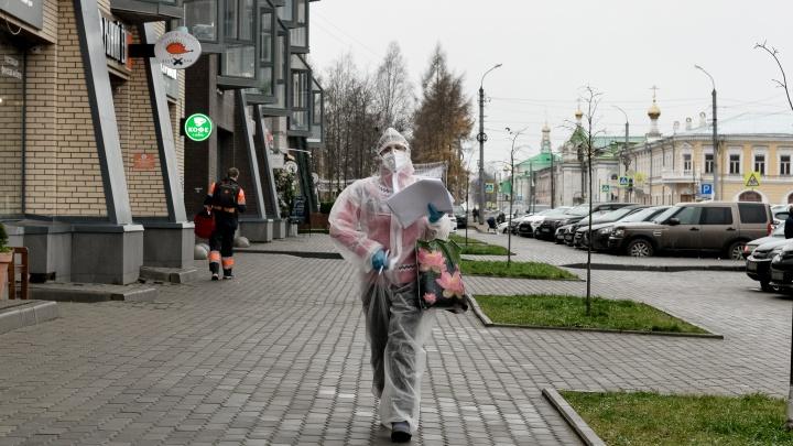 Оперштаб России подтвердил 351 новый случай COVID-19 в Архангельской области за сутки