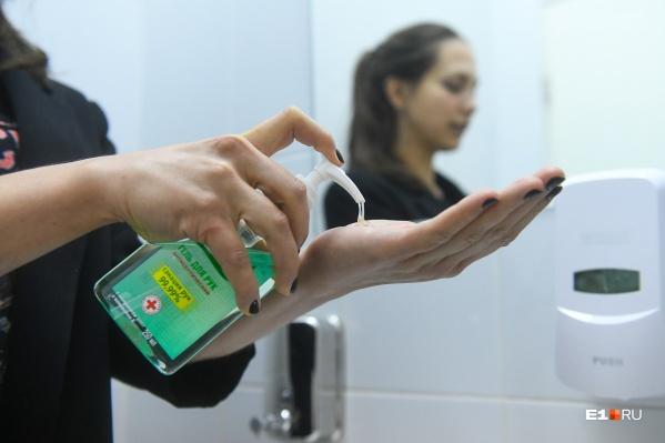 Чистые руки — это только часть защиты себя от вирусов
