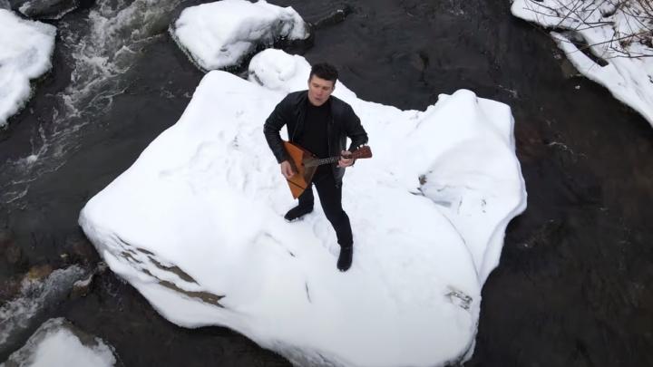 Пермский виртуоз-балалаечник сделал кавер на саундтрек из сериала «Мандалорец»