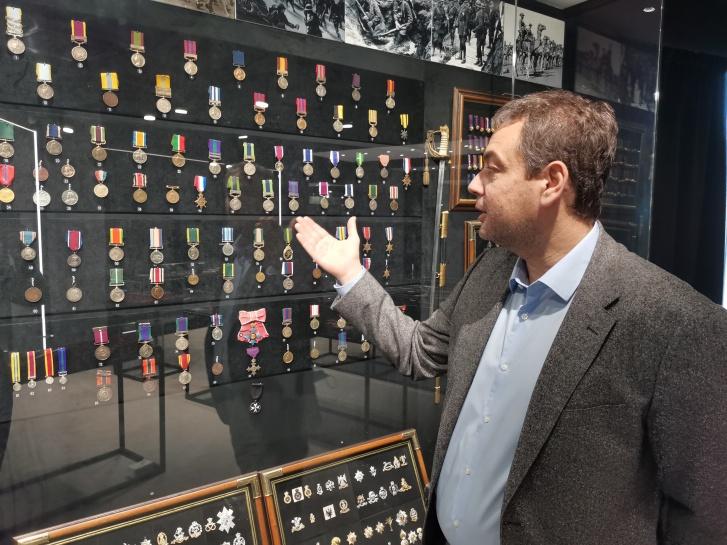 Когда коллекция стала слишком большой, Сергей Лапин понял, что пора делать музей