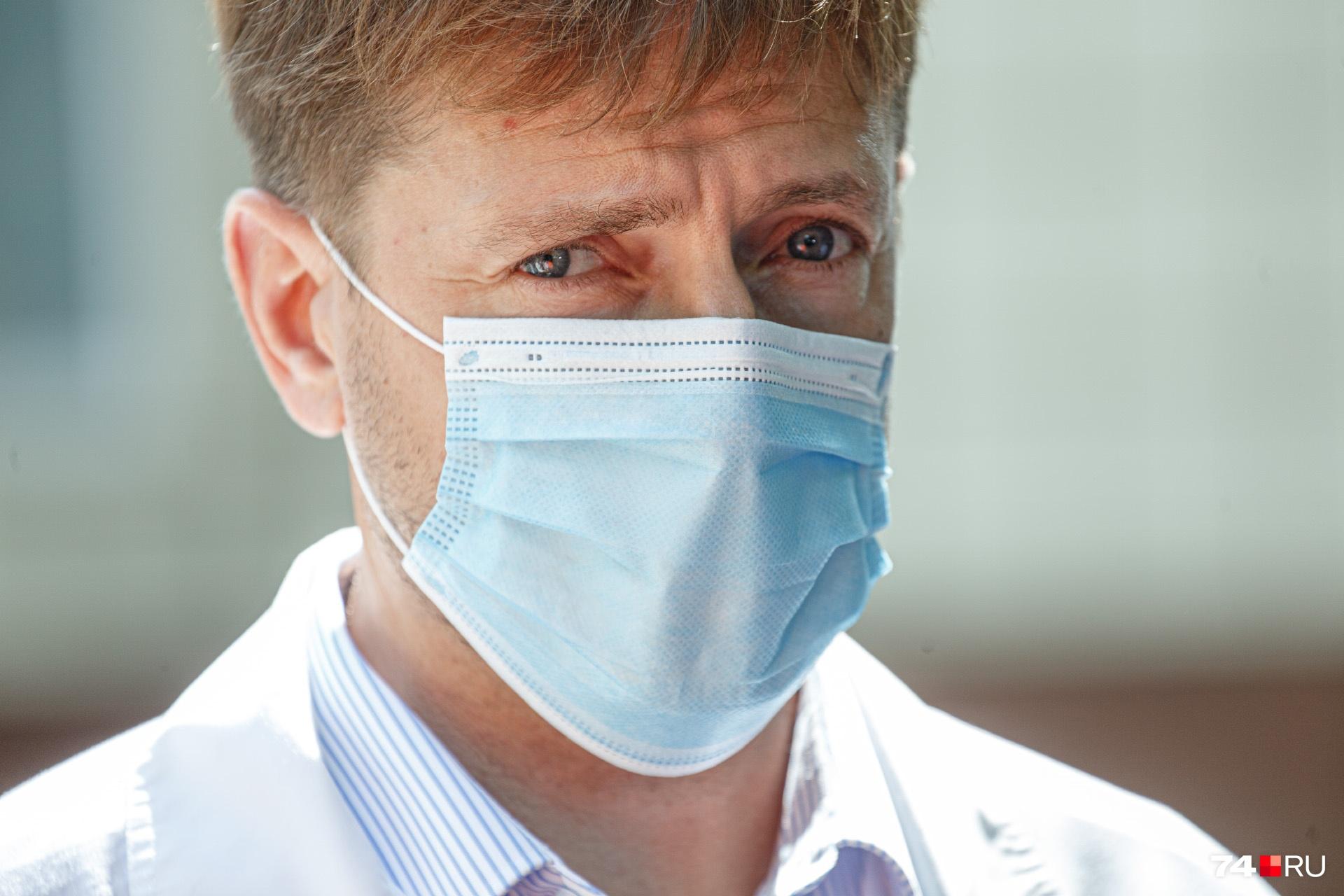 Министр здравоохранения надеется, что вскоре заболеваемость COVID-19 в регионе пойдёт на спад