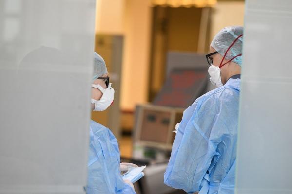 Коронавирусная инфекция передается воздушно-капельным путем