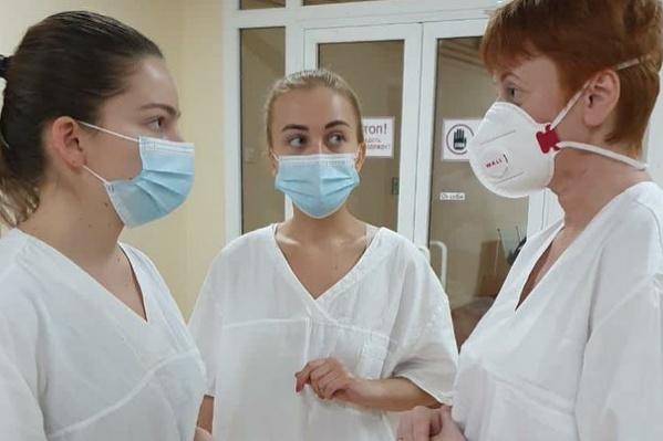 Московские врачи будут работать в Кузбассе две недели