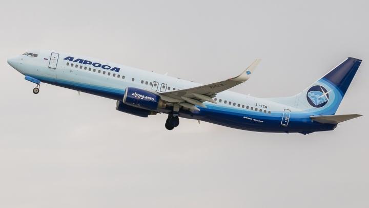 В аэропорту Кемерово рассказали о летних рейсах