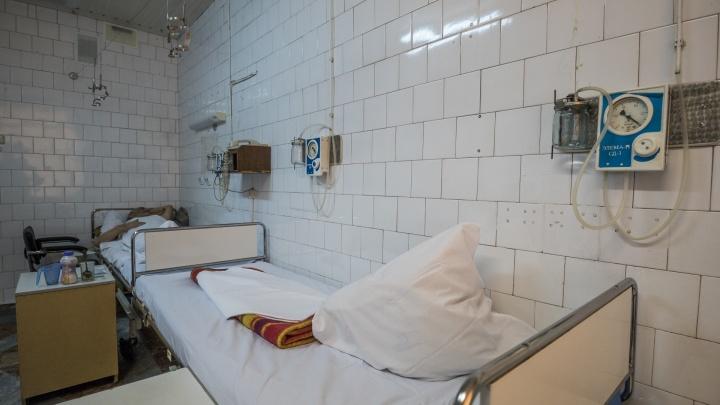 В Новосибирской области подскочило число случаев внебольничных пневмоний