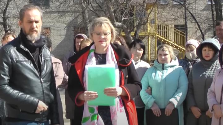 60 врачей Колыванской ЦРБ пожаловались губернатору на главврача и показали жутковатые кадры из больницы