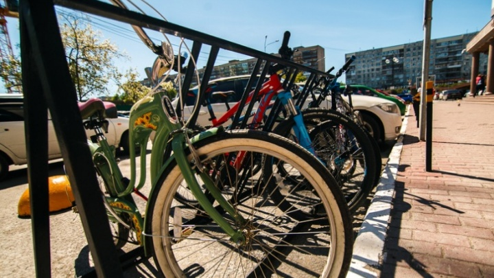 Велосипед — роскошь и средство передвижения. Журналист 72.RU — об альтернативном транспорте в Тюмени