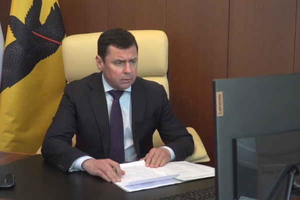 Дмитрий Миронов сообщил, что область готова к негативному развитию ситуации с коронавирусом