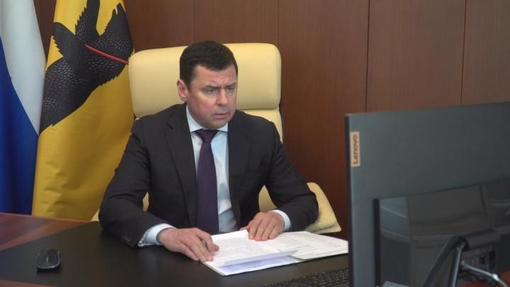 «Готовы к негативному развитию ситуации»: губернатор рассказал, как ярославцы будут жить с 12 мая