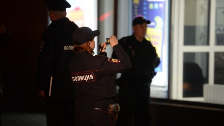 В Екатеринбурге поймали мужчин, устроивших громкое ограбление в Кольцово год назад
