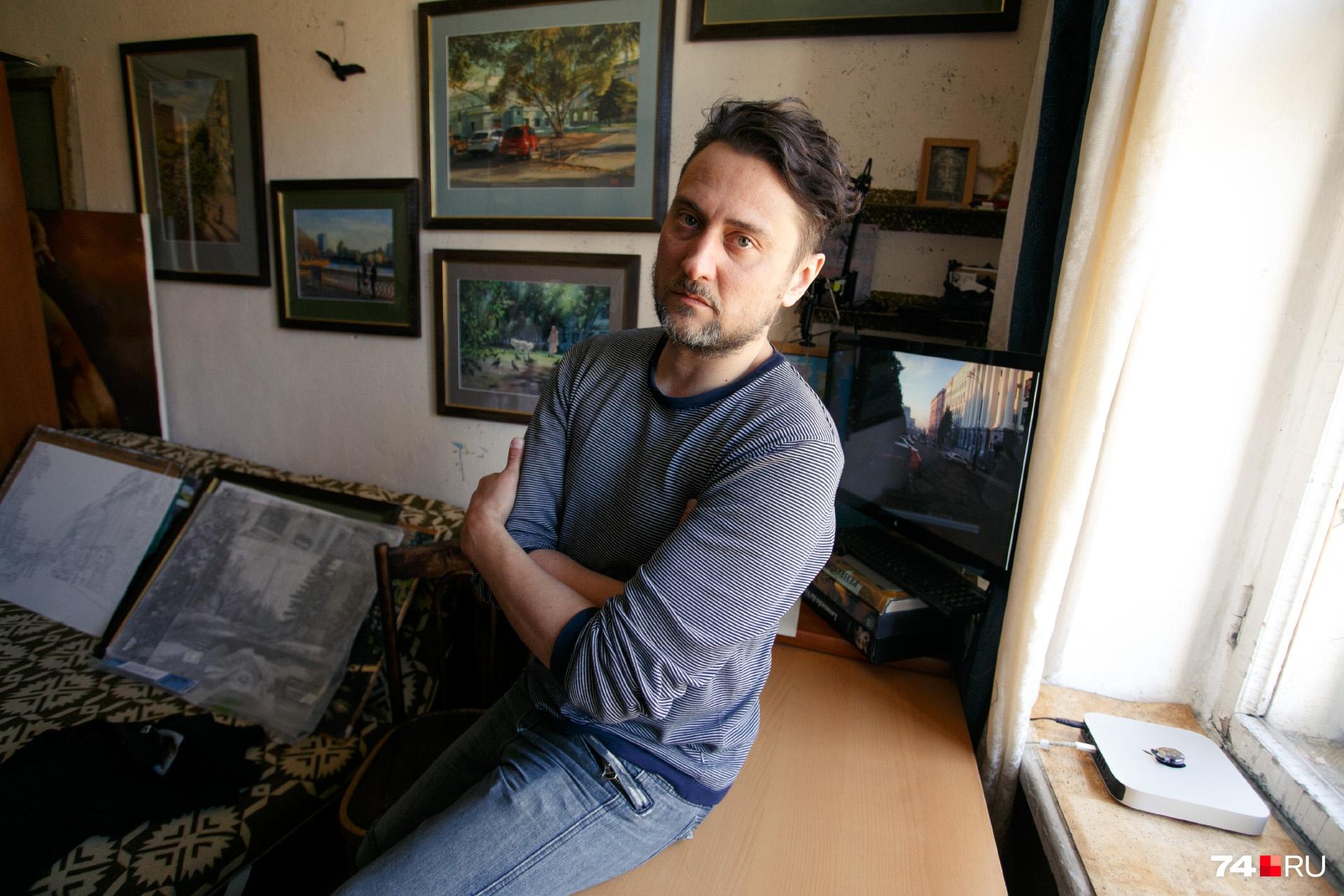 За 43 года Михаил успел поработать и в России, и за границей